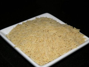 The little Italian pasta .... Orzo