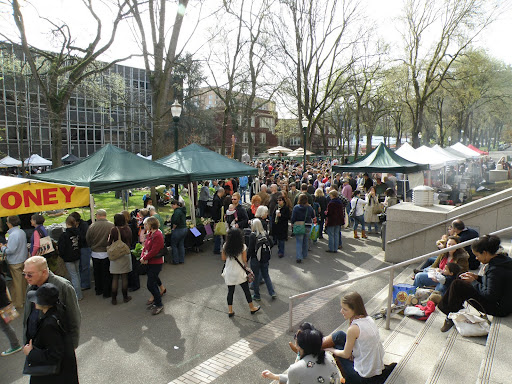 Portland Farmers Market is Open....