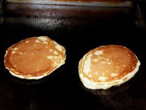 Pancake Challenge ... Buttermilk or Regular Milk