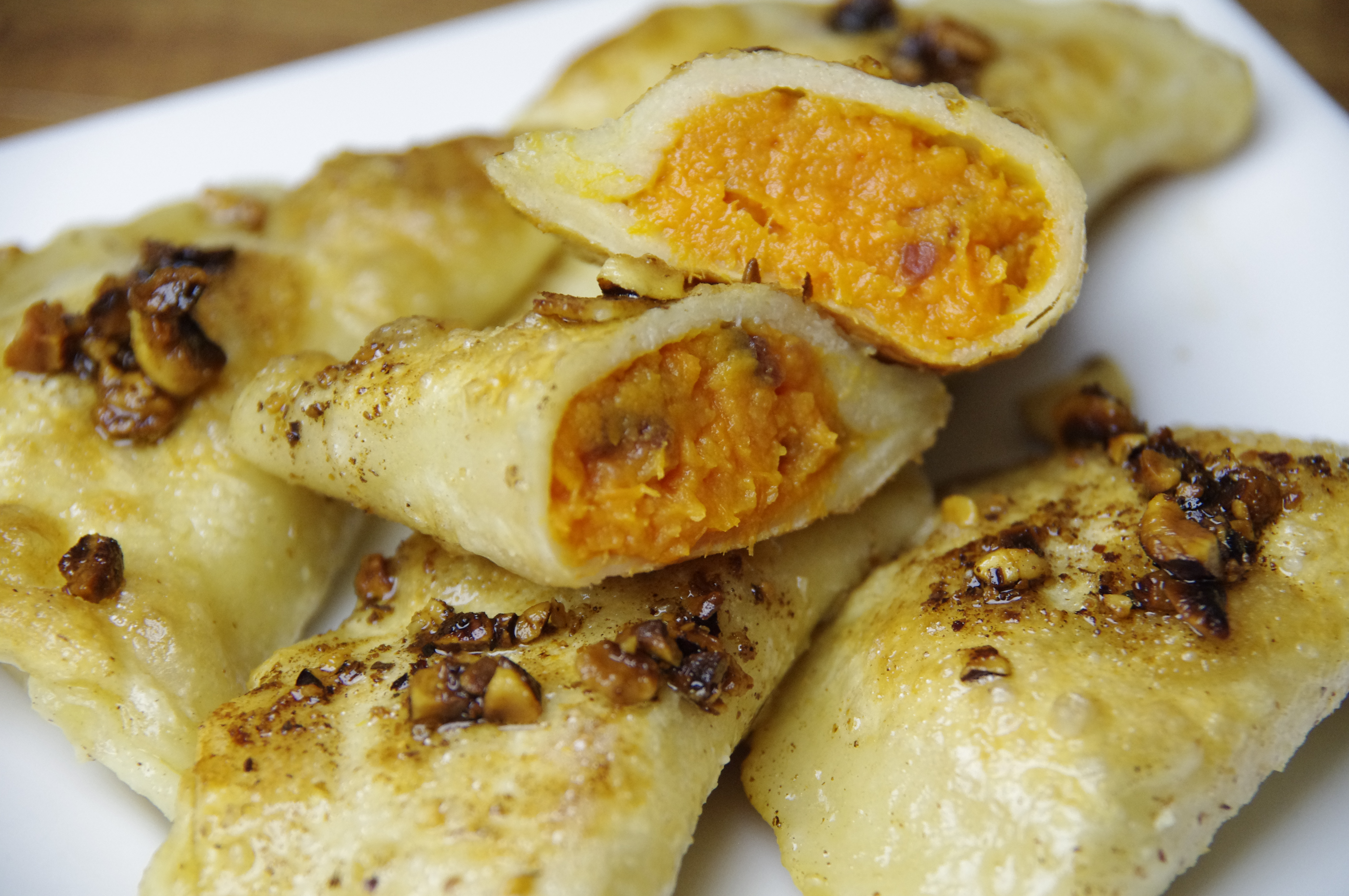Bring in the New Year with Homemade Pierogies