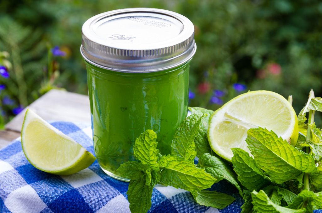 Mint Lime Mojito Jelly