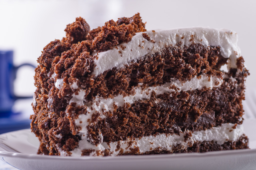 Chocolate Cake and Baking from my home to yours … Dorie Greenspan