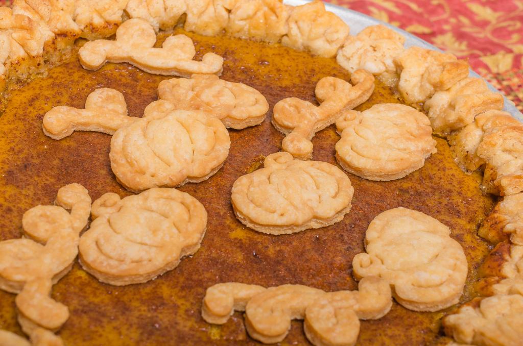 Nana Trax's Homemade Pumpkin Pie
