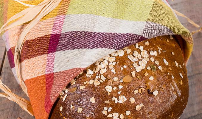 Bob's Red Mill Bread Contest ~ Swirled Pumpkin Bread