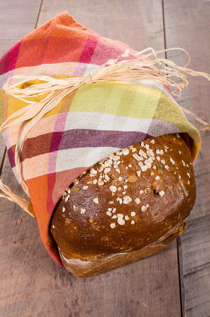 Swirled Pumpkin Bread