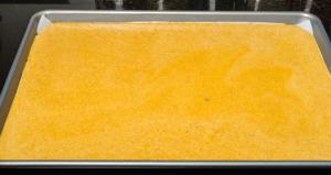 Pumpkin roll batter