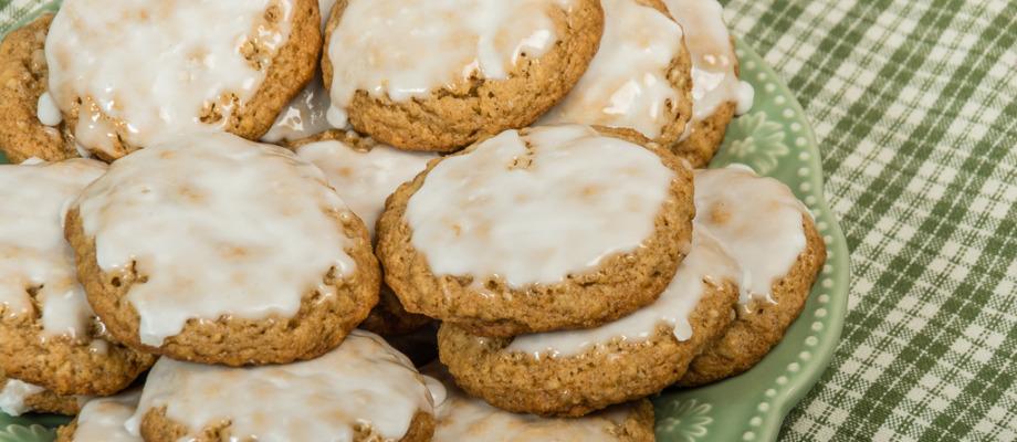 Oatmeal Cookie ~ Trio