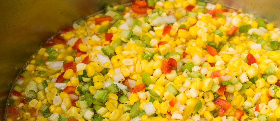 Corn Relish … Summer in a Jar