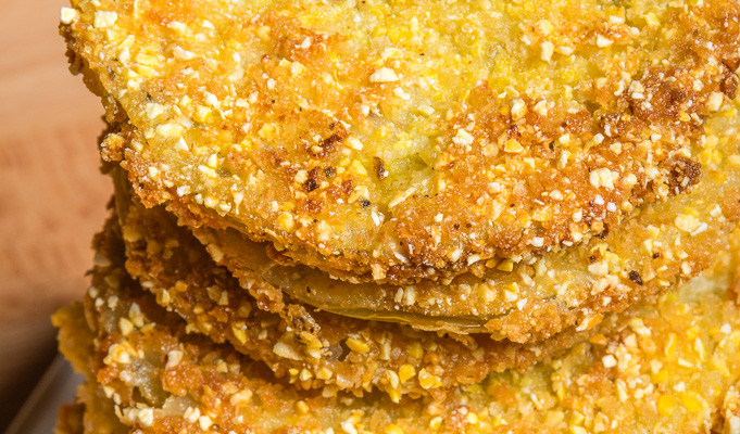 What to do with all the Green Tomatoes … Fried Green Tomatoes