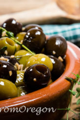 Simply Natural ~ Lindsay Olives